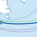 Hibernia Atlantic Project Express Map