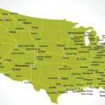 CenturyLink Fiber Map