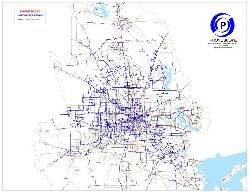 Phonoscope Picks Ciena For Metro Upgrade Telecom Ramblings - Us fiber map