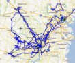 Zayo DC Metro Map - Post FiberGate