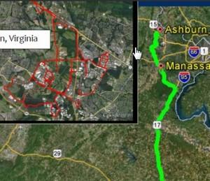 Summit IG Northern Virginia Map