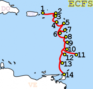 ECFS-route