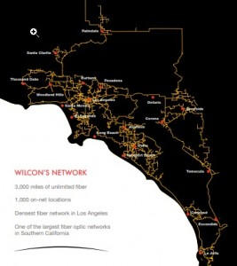 Wilcon network map