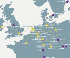 eunetworks map