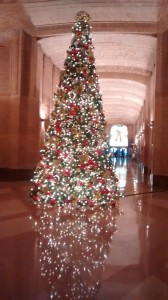 60Hudson Christmas Tree