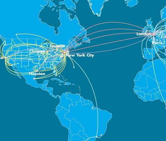 IPC Network Map