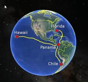 SAPL map