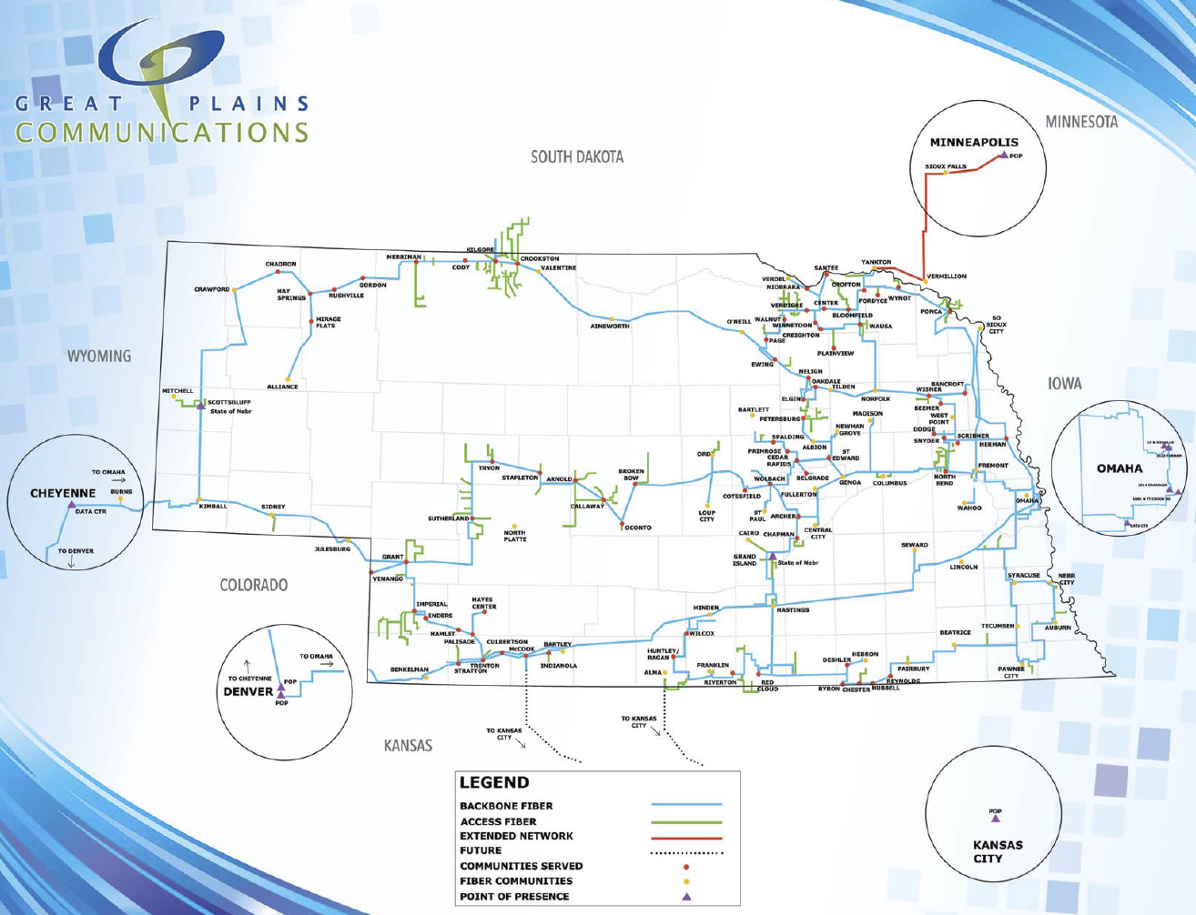 GPCmap