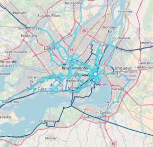 Zayo Aims More Fiber at Canada | Telecom Ramblings Zayo Fiber Map on