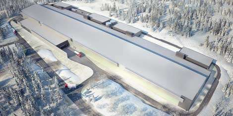 Facebook Goes Global With Data Center in Sweden, Data Center Knowledge